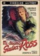 Cover Dvd Mi chiamo Giulia Ross