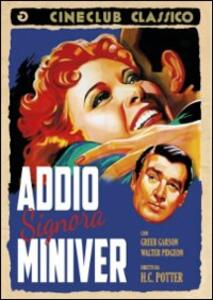 Addio signora Miniver di Henry C. Potter - DVD