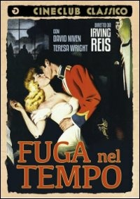 Cover Dvd Fuga nel tempo (DVD)