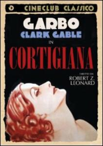 Cortigiana di Robert Zigler Leonard - DVD
