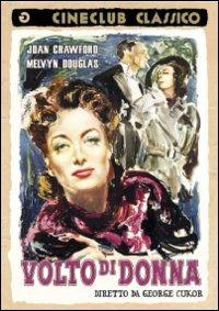 Cover Dvd Volto di donna (DVD)