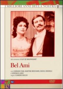 Bel Ami (2 DVD) di Sandro Bolchi - DVD