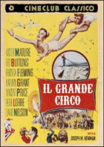 Il grande circo di Joseph M. Newman - DVD