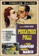 Cover Dvd DVD Peccatrici folli