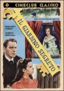 Il giardino segreto di Fred McLeod Wilcox - DVD