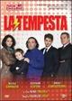 Cover Dvd DVD La tempesta