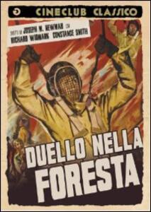 Duello nella foresta di Joseph M. Newman - DVD