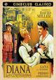 Cover Dvd Diana la cortigiana