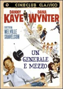 Un generale e mezzo di Melville Shavelson - DVD