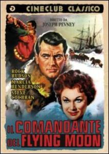 Il comandante del Flying Moon di Joseph Pevney - DVD