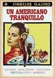 Cover Dvd DVD Un americano tranquillo