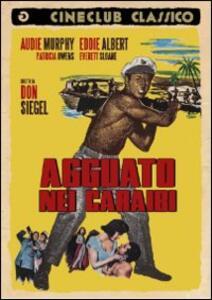 Agguato nei Caraibi di Don Siegel - DVD