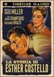 Cover Dvd DVD Storia di Esther Costello