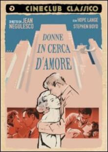 Donne in cerca d'amore di Jean Negulesco - DVD