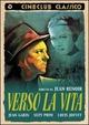 Cover Dvd Verso la vita