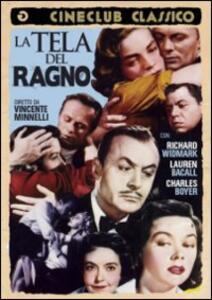 La tela del ragno di Vincente Minnelli - DVD