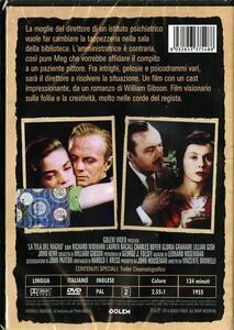 La tela del ragno di Vincente Minnelli - DVD - 2