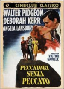Peccatori senza peccato di Victor Saville - DVD