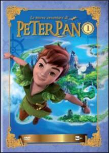 Le nuove avventure di Peter Pan. Stagione 1. Vol. 1 di Augusto Zanovello - DVD