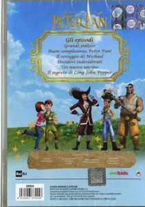 Le nuove avventure di Peter Pan. Stagione 1. Vol. 1 di Augusto Zanovello - DVD - 2