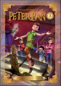 Le nuove avventure di Peter Pan. Stagione 1. Vol. 3 di Augusto Zanovello - DVD