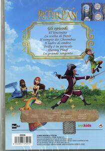 Le nuove avventure di Peter Pan. Stagione 1. Vol. 3 di Augusto Zanovello - DVD - 2