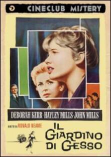 Il giardino di gesso di Ronald Neame - DVD