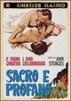 Cover Dvd DVD Sacro e profano