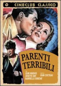 I parenti terribili di Jean Cocteau - DVD