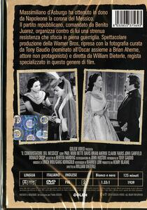 Il conquistatore del Messico di William Dieterle - DVD - 2