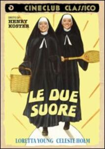 Le due suore di Henry Koster - DVD