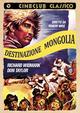 Cover Dvd Destinazione Mongolia