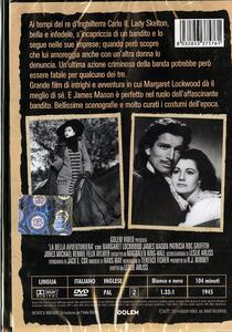 La bella avventuriera di Leslie Arliss - DVD - 2