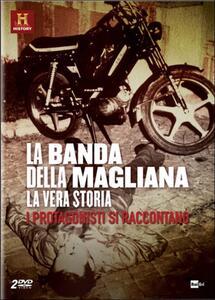 La banda della Magliana. La vera storia (2 DVD) di Andrea Doretti,Tommaso Vecchio - DVD
