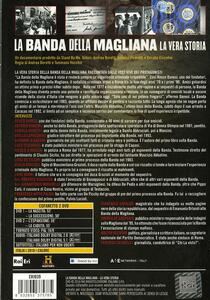 La banda della Magliana. La vera storia (2 DVD) di Andrea Doretti,Tommaso Vecchio - DVD - 2