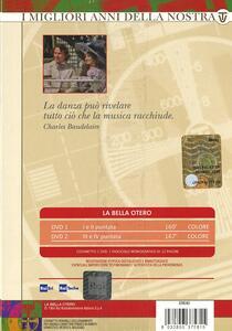La bella Otero (2 DVD) di José Maria Sanchez - DVD - 2