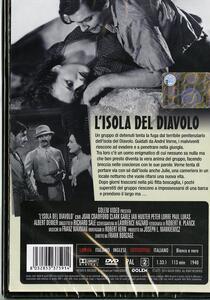 L' isola del diavolo di Frank Borzage - DVD - 2