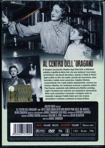 Al centro dell'uragano di Daniel Taradash - DVD - 2