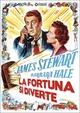 Cover Dvd DVD La fortuna si diverte