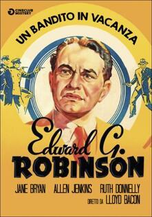 Un bandito in vacanza di Lloyd Bacon - DVD