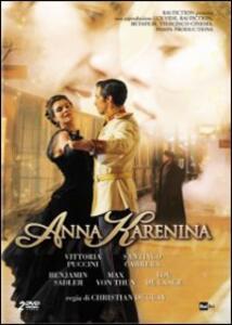 Anna Karenina (2 DVD) di Christian Duguay - DVD