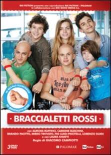 Braccialetti rossi (3 DVD) di Giacomo Campiotti - DVD