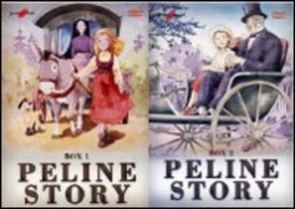 Peline Story. Serie completa (8 DVD) di Hiroshi Saito - DVD