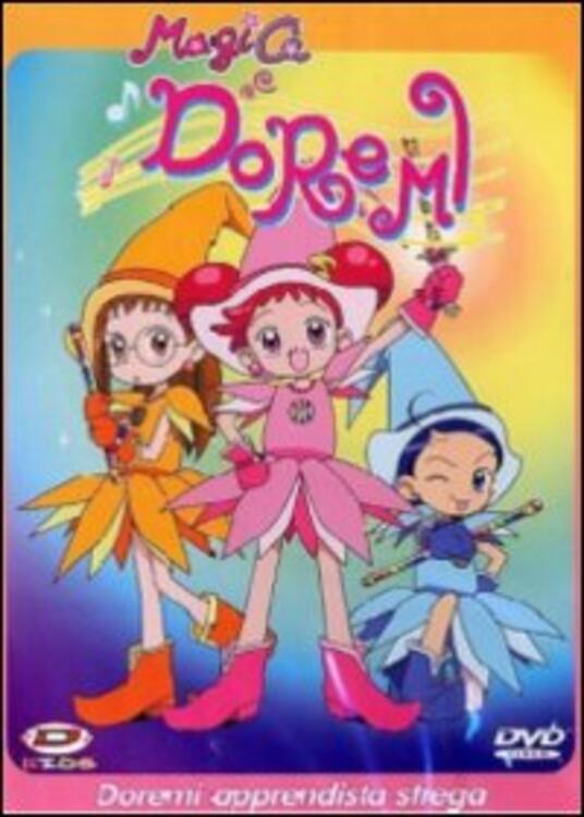 Magica Doremi. La serie completa. Vol. 1 (5 DVD) di Junichi Sato,Takuya Igarashi - DVD
