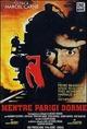 Cover Dvd DVD Mentre Parigi dorme