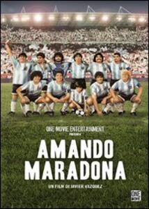 Amando Maradona di Javier Martín Vázquez - DVD