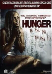 Hunger di Steven Hentges - DVD