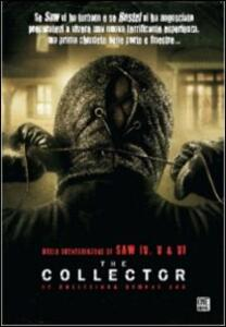 The Collector di Marcus Dunstan - DVD
