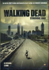 The Walking Dead. Stagione 1 - DVD