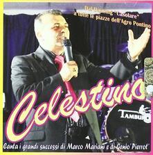 Canta i grandi successi di Marco Mariani e di Genio Pierrot - CD Audio di Celestino